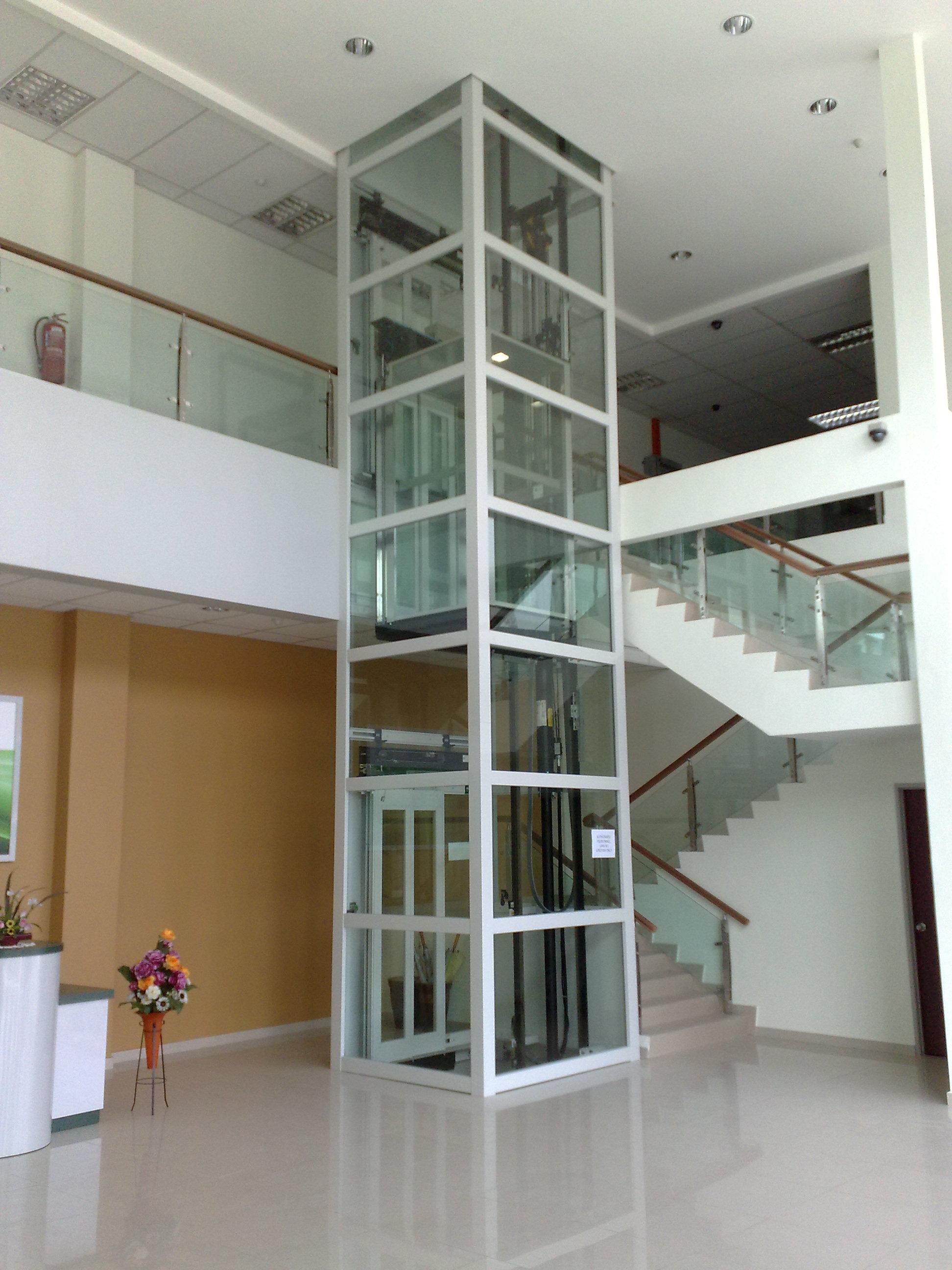 Home elevator dimensions - Elaboration Of Metal Structures Metal Shafts Of Elevators